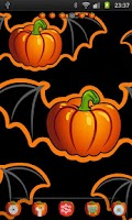 Screenshot of Halloween Theme GO Launcher EX