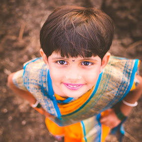 Durva by Adityendra Solanki - Babies & Children Child Portraits