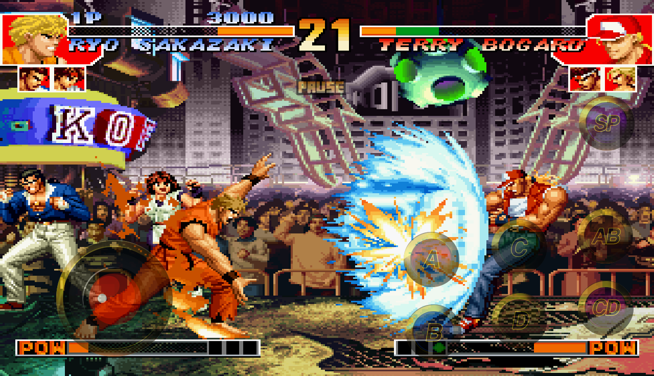 THE KING OF FIGHTERS '97 Screenshot 12