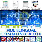 Multilingual Communicator basi icon