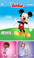 Screenshot of WATCH Disney Junior