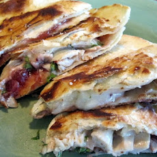 Thanksgiving Leftover Quesadillas