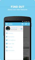 Screenshot of GPMESS - Messages around