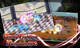 Screenshot of Crazy Fighting Kingdom RPG