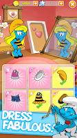 Screenshot of Smurfette's Magic Match