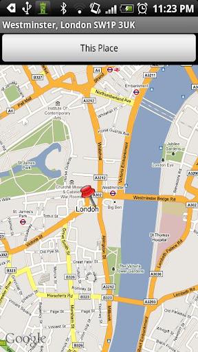 SendMap免費電郵地圖