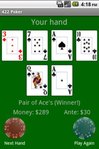 422 Poker