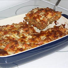 Low-Fat Eggplant Parmesan (Kosher-Dairy)