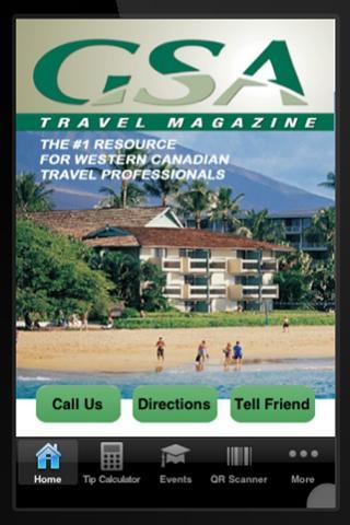 GSA Travel Magazine