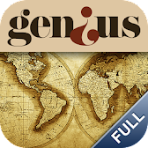 Genius World History Quiz APK Icon
