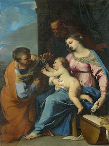 RIJKS: attributed to Raffaello Vanni: painting 1660