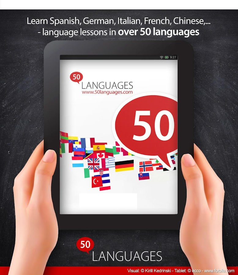 Learn 50 languages Screenshot 16