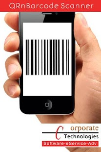 QRnBarcode Scanner - screenshot