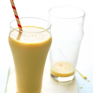 Orange-Vanilla Milkshakes