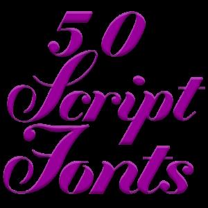Fonts for FlipFont Script Font For PC (Windows & MAC)