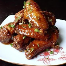 Sweet Chili-Glazed Chicken Wings