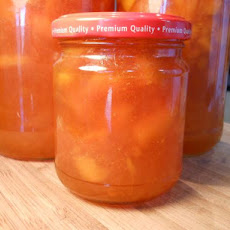 Dried Apricot and Pumpkin Jam