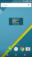 Screenshot of Widget 3 Pro