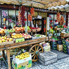 by Roy Branford - Food & Drink Fruits & Vegetables ( fruit )