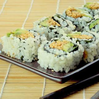 Avocado Sushi Sauce Recipes