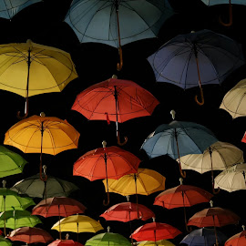 İnfinity Umbrella...  by Murat Can - City,  Street & Park  City Parks ( bakırköy, umbrella, i̇stanbul )