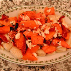 Gnocchi With Butternut Squash (squacchi Perhaps!)
