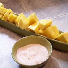 Pineapple Appetizer