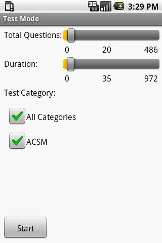 ACSM CPT Trainer Exam Prep