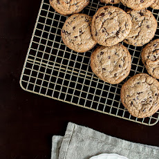 Ultimate Paleo Chocolate Chip Cookies Recipe, makes 2 dozen cookies