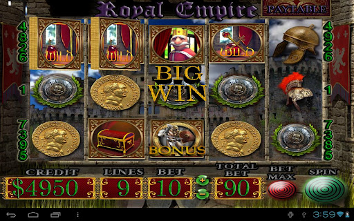 Royal Empire - Slot Machine