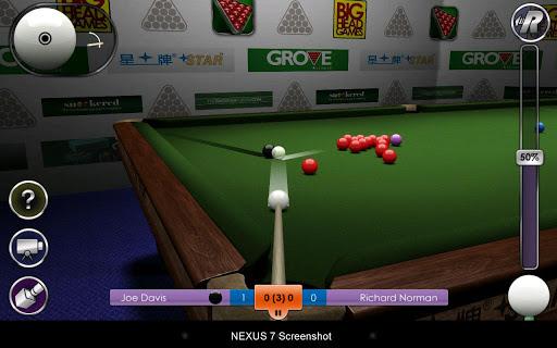 International Snooker Pro HD - screenshot