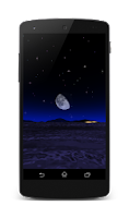 Screenshot of Moon Finder -Finding the Moon