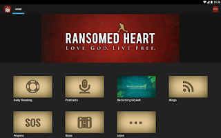 Screenshot of Ransomed Heart
