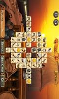 Screenshot of Pirate Ship Mahjong Free