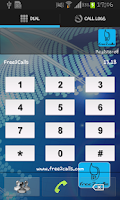 Screenshot of Free2Calls