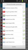 Screenshot of Currency Converter Live