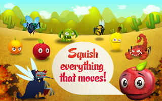 Screenshot of Squishy Fruit FREE