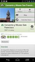 Screenshot of Santiago City Guide