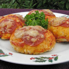 Mini Snack Pizzas