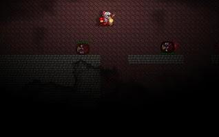 Screenshot of Dark Adventure Game