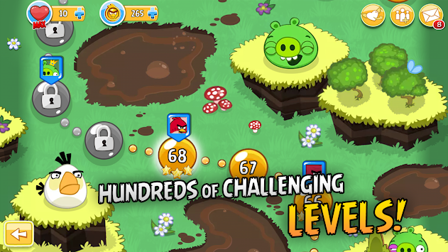 Angry Birds For Kakao APK screenshot thumbnail 9