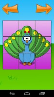 Screenshot of MyBaby: My puzzle for kids