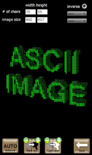 ASCII Art: Images to Text- screenshot