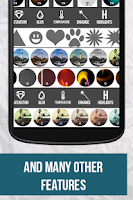 Screenshot of Tank - Photo Effects