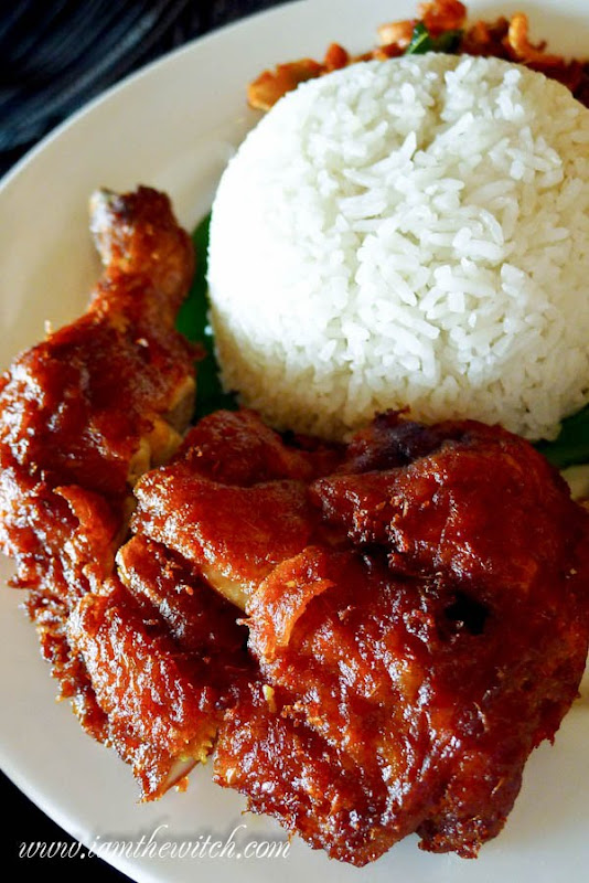 Nasi Lemak Ayam Sambal Scott Garden Malaysia Food Restaurant Reviews