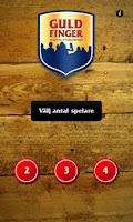 Screenshot of Guldfinger