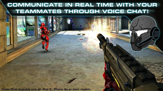 Game N.O.V.A. 3: Freedom Edition APK for Windows Phone