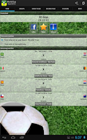 Screenshot of World Cup Brazil 2014