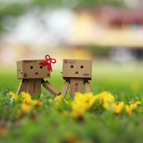 Together by Saya Serin - Artistic Objects Toys