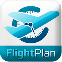 FlightPlan - Flight time calc icon